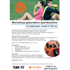 23 september: Workshop Gezondere sportkantine